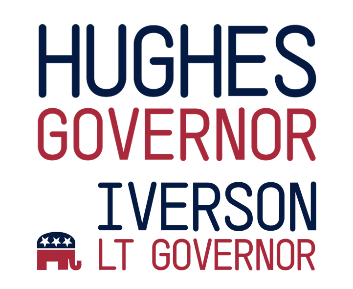 Conservative Greg Hughes for Governor of Utah